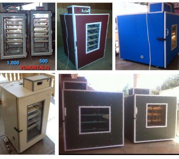 Tam Avtomatik inkubator