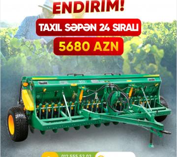 TAXILSƏPƏN 24 SIRALI, GÜBRƏ ÇƏNİ İLƏ