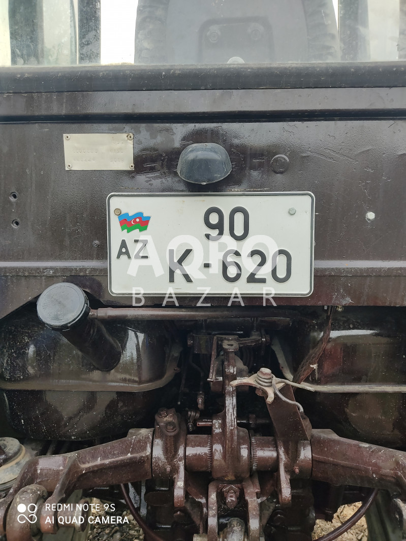 Belarus 892 tecili