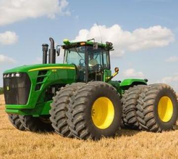 Şumlama  Traktoru