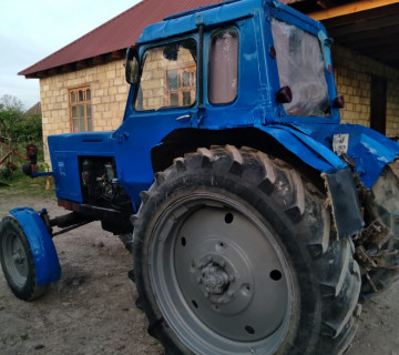 Traktor T-80