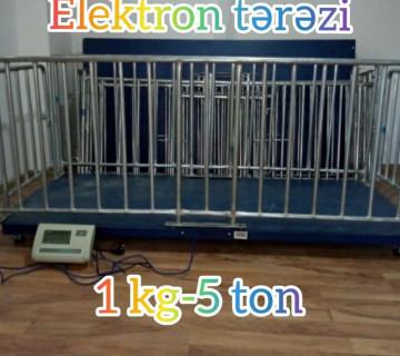 Elektron Tərəzi