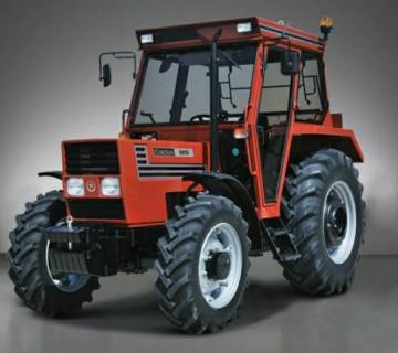 Traktor Tümossan 6065 4WD(iki diferli).