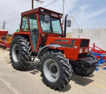Traktor Tümossan 8095.Komdisionerli.