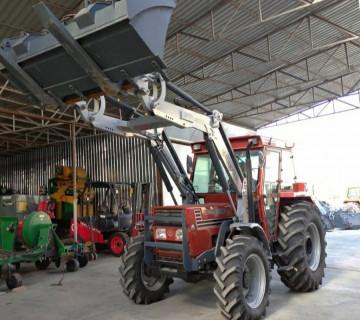 Traktor Tümossan 8095 (Kovuşlu)