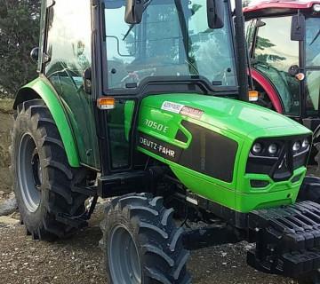 Traktor FAHR 3050 E 4WD(2 diferli).
