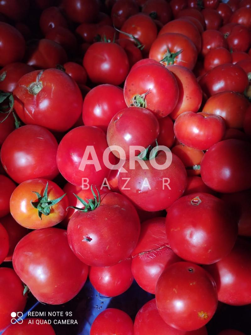 Topdan Sahə Pomidoru