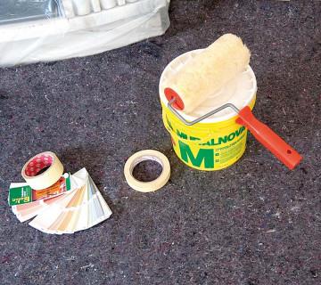 Painter Pad (örtük)