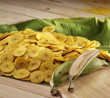 Banan çipsiləri
