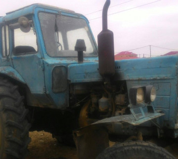 """Traktor """"Belarus"""" MTZ-80K"""