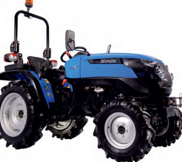 "Traktor ""Solis 26"""