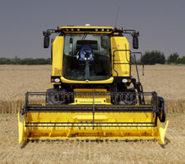 New Holland TC 4.90 - Samanqıranla