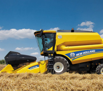 New Holland TC 4.90 - Samanqıransız
